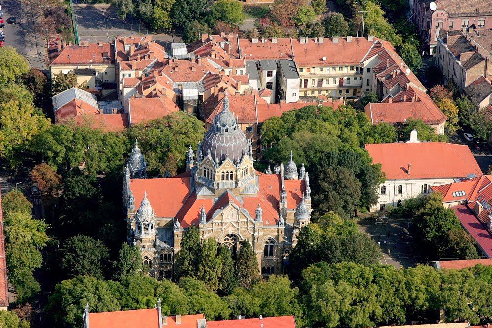 Szeged - Zsinagóga