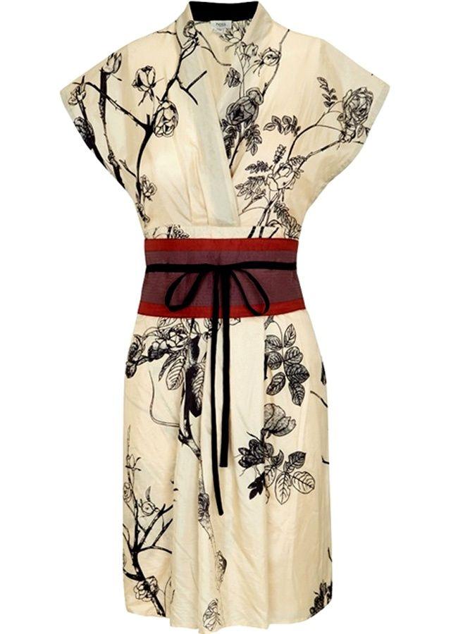 promoción nueva colección excepcional gama de estilos abito kimono Hoss intropia | Clothes en 2019 | Kimono ...