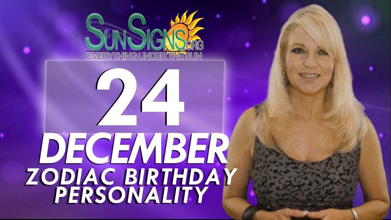 Facts & Trivia Zodiac Sign Capricorn December 24th