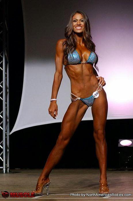 2018 bikini fitness model search