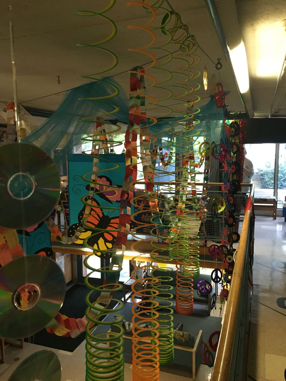 Hanging items from each decade dance through the decades theme week also best images themes rh pinterest