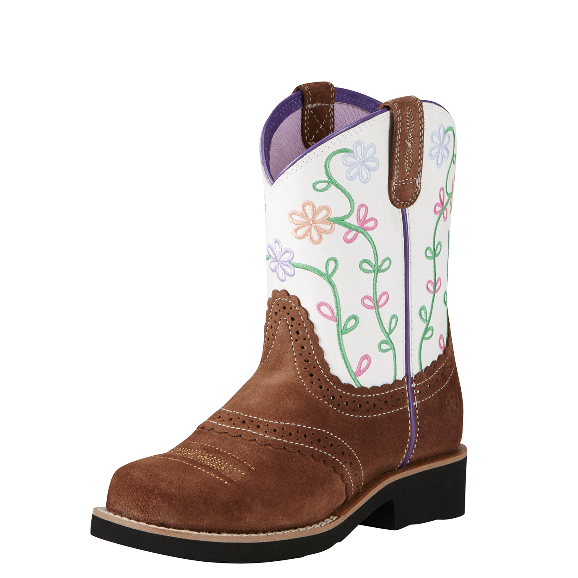 Ariat Kid/'s Fatbaby Blossom Boots 10019948