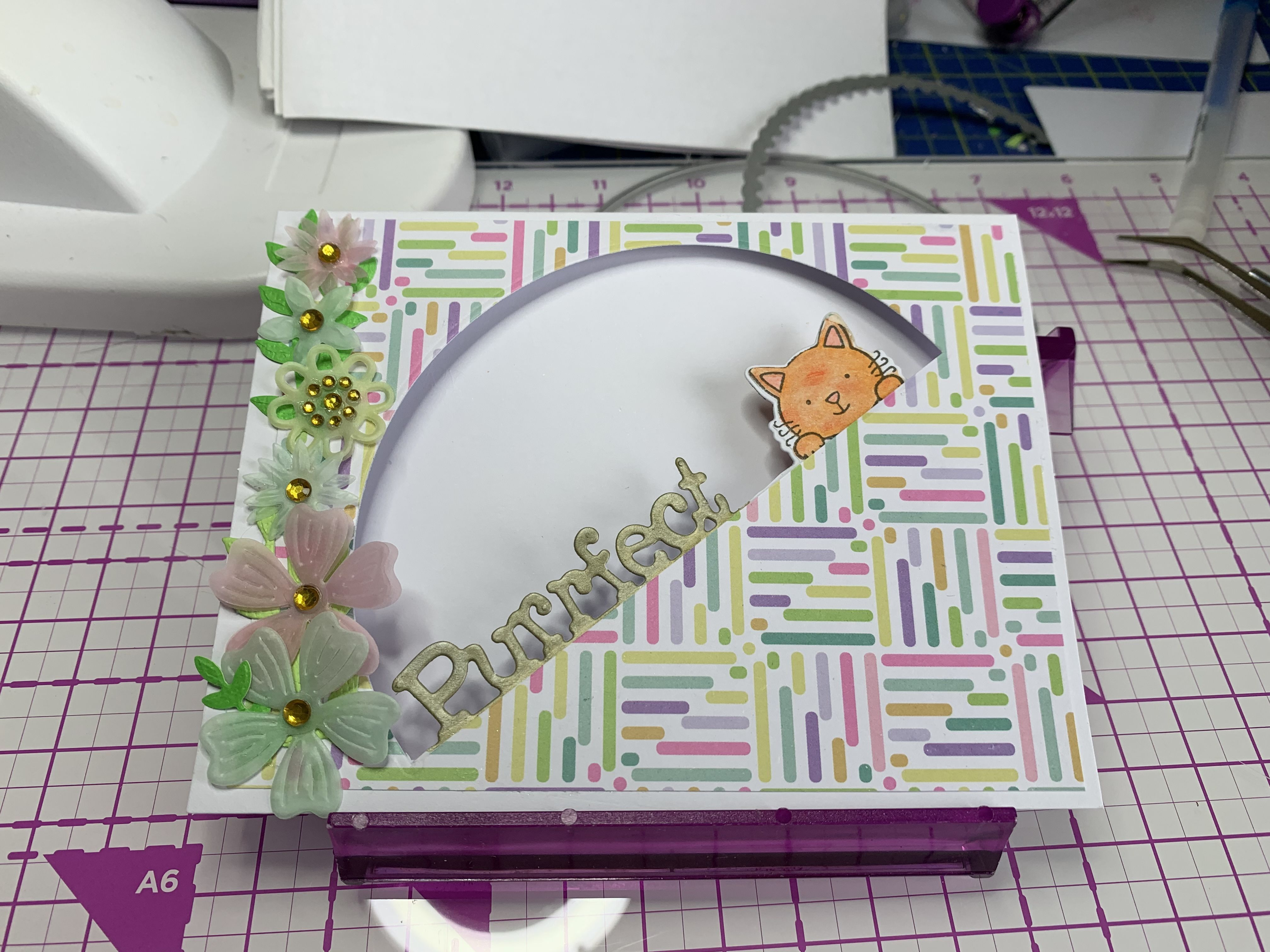 Crafter S Tv Master Class Fan Share In 2020 Crafters Companion Cards Crafters Craft Room