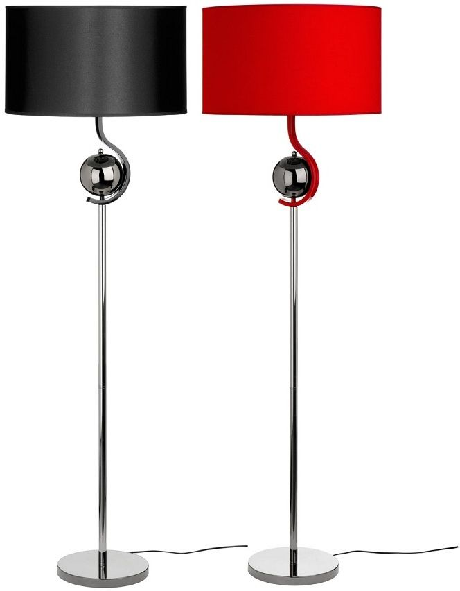 Best Black And Red Floor Lamps With Stylish Modern Design 640 x 480