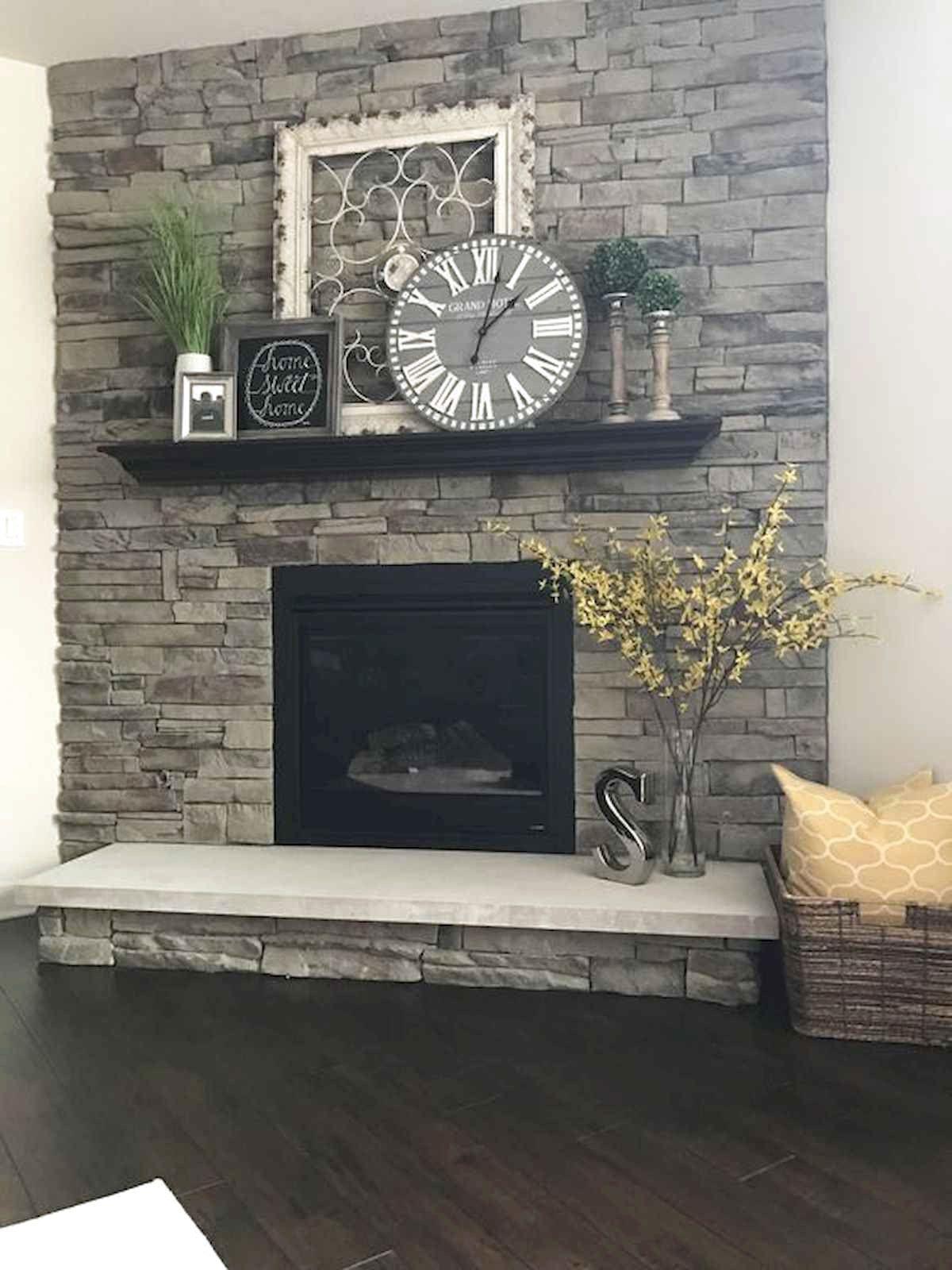 Best Modern Farmhouse Fireplace Mantel Decor Ideas In 2020 Farmhouse Fireplace Decor Brick Fireplace Makeover Fireplace Mantel Decor