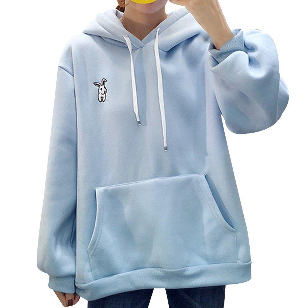 Sweet Bunny Hoodie In 2021 Hoodies Womens Womens Sweatshirts Hoods Hoodies [ 1050 x 1050 Pixel ]