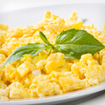 Eggs Scrambled With Zucchini Cheddar And Sour Cream Atkins Bland Diet Menu Bland Diet Recipes High Protein Breakfast Recipes