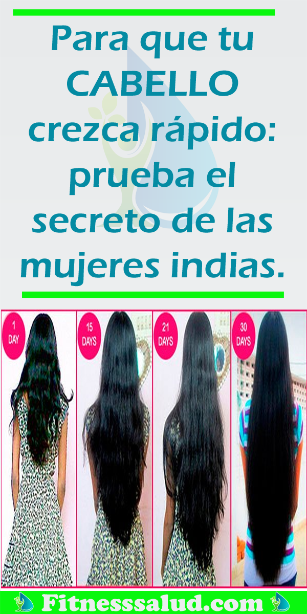 Pin En How To Grow Your Hair