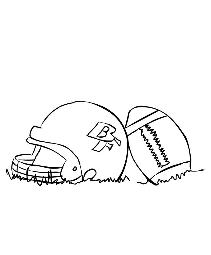 michigan state football coloring pages