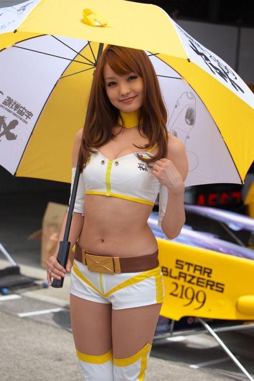 pin by 藤井健 on racequeens highleg leotards promo girls race queen star blazers