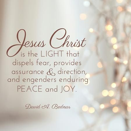 In Every Season Of Our Lives In All Of The Circumstances We May Encounter And In Each Challenge We May Face Jes Christmas Quotes Christ Quotes Church Quotes