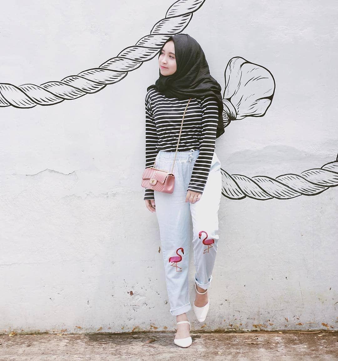 Pin oleh Shahida Shahizi di Ootd | Model pakaian remaja ...
