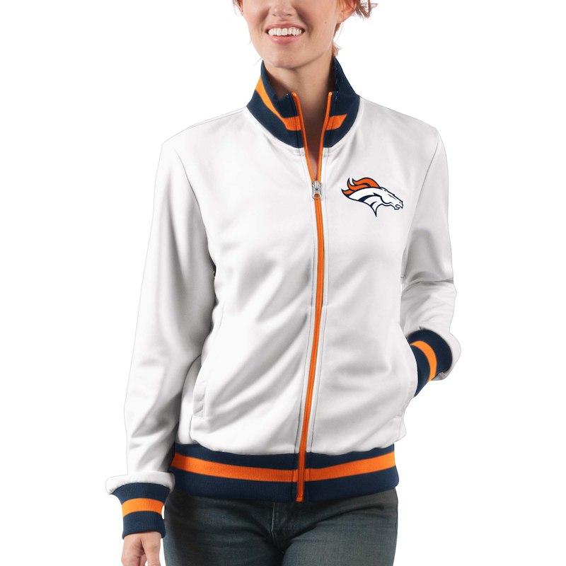 98687057 Denver Broncos G-III 4Her by Carl Banks Women's Field Goal Track ...