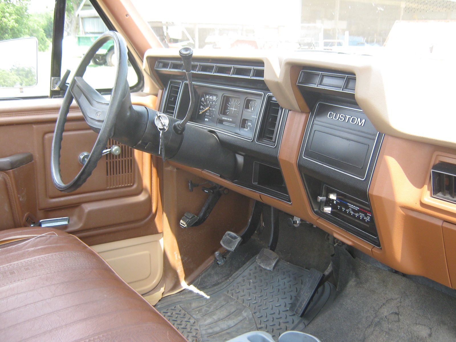 Restored F100 Ford Truck Enthusiasts Forums Ford Bronco Ford Trucks Truck Interior