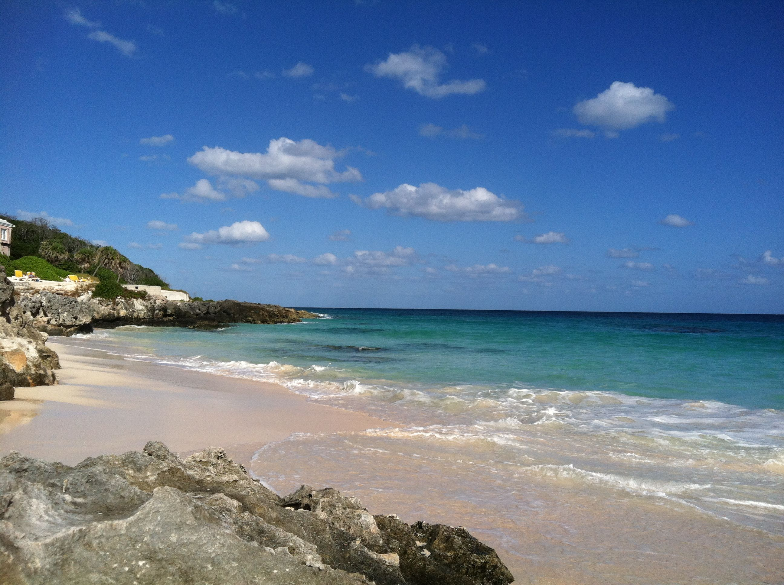 I M Here Now Don T Want To Leave Elbow Beach Bermuda