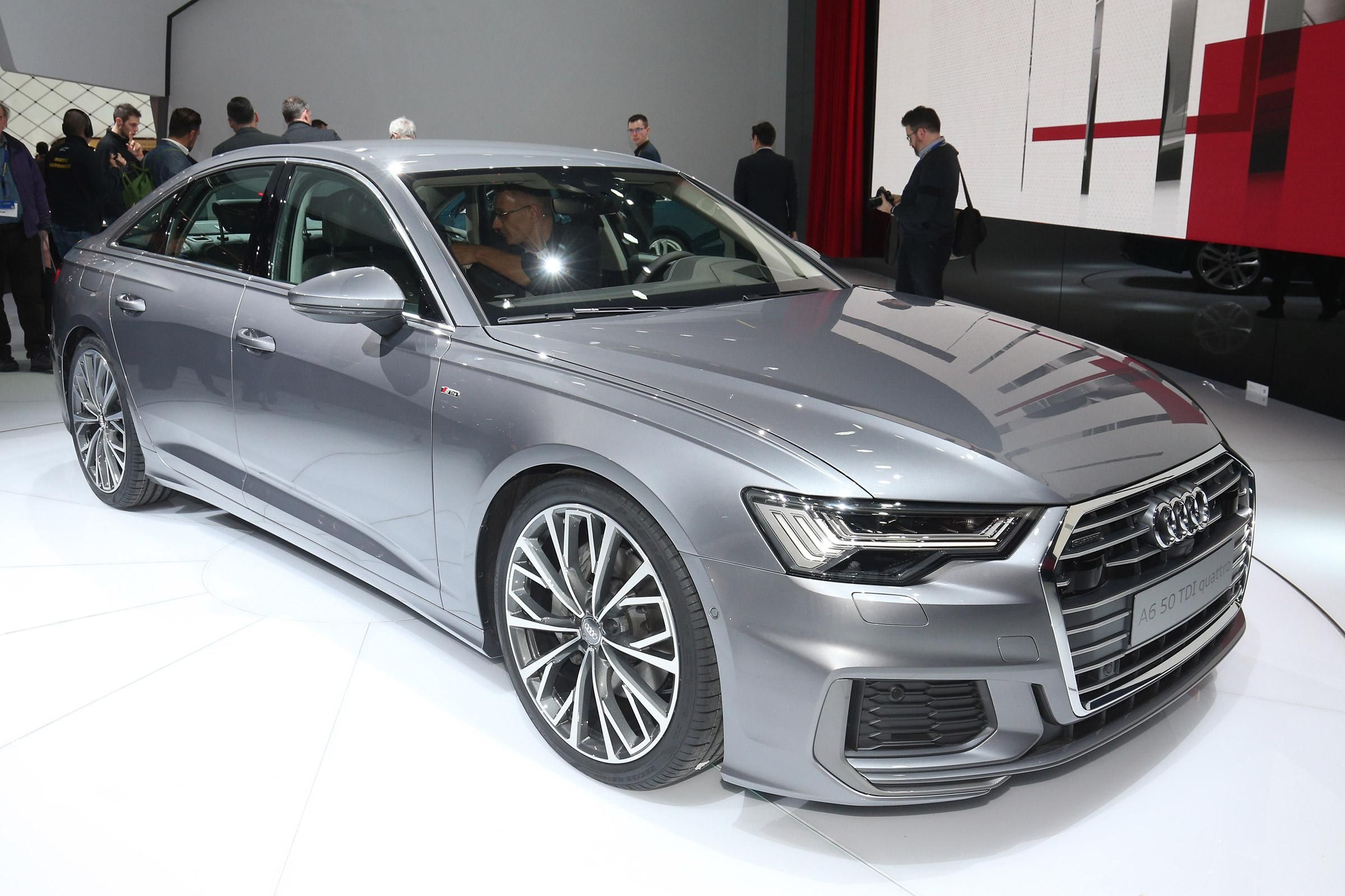 New 2018 Audi A6 Revealed Pictures Auto Express Inside Audi A6 2018