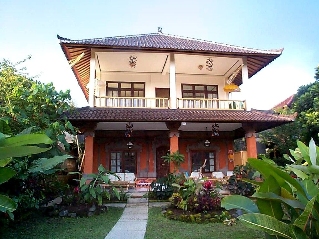 colonial, indo-euro style house, jakarta
