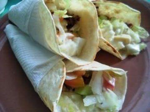 Easy Filipino Style Shawarma   Shawarma recipe, Shawarma ...