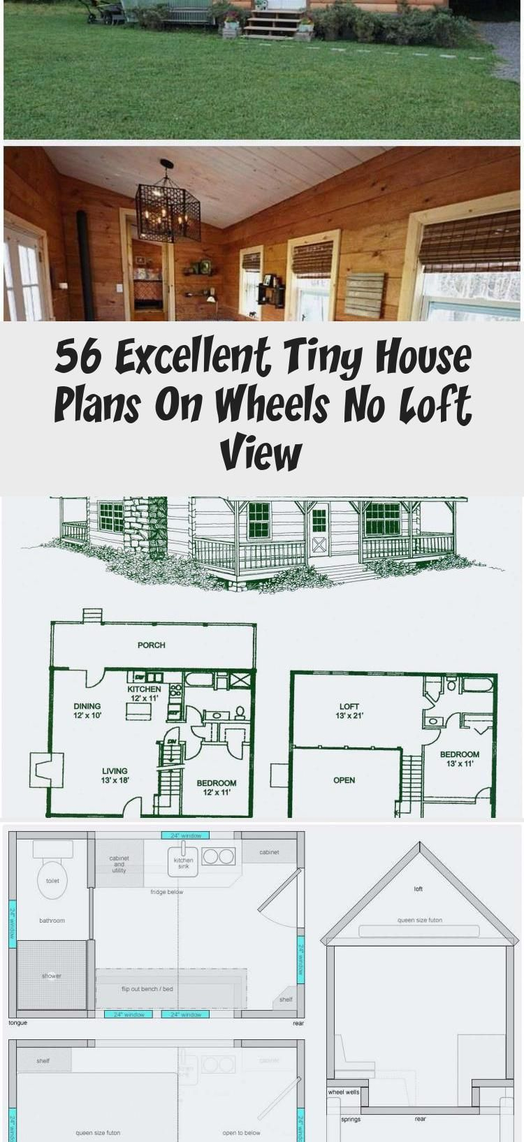 Tiny House Wheels Floor Plans With No Loft Luxury Small House Open Floor Plan New Tinyhouseplansblueprints Tinyhouseplanscraftsma