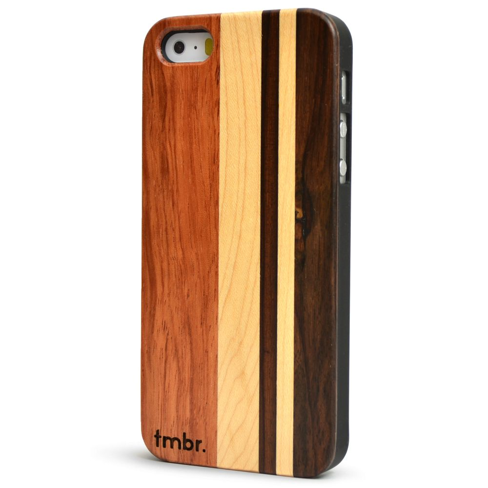 High Quality Iphone Cases For The 6 55s And 5c Goospery 7 Plus Hybrid Dream Bumper Case Coral Blue Cherry Wood Mixed Made From A Variety Of Different Woods To Walnut Give Your That Unique Look Feel It