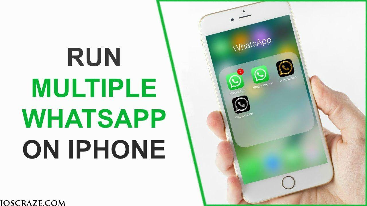 install whatsapp on iphone