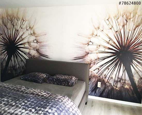 Fotobehang In Slaapkamer : Fotobehang slaapkamer behang