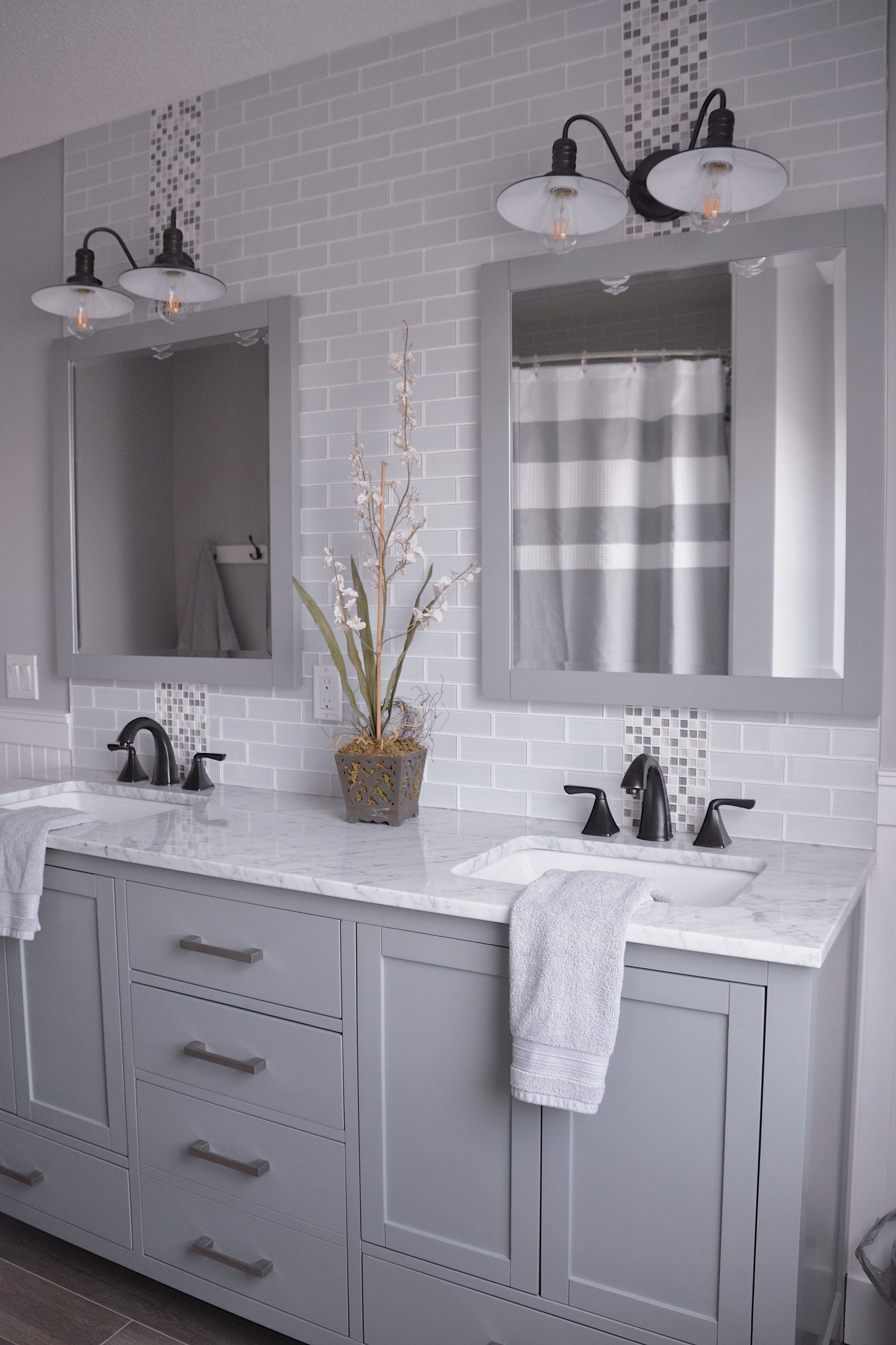 Main Bathroom Renovation Reveal