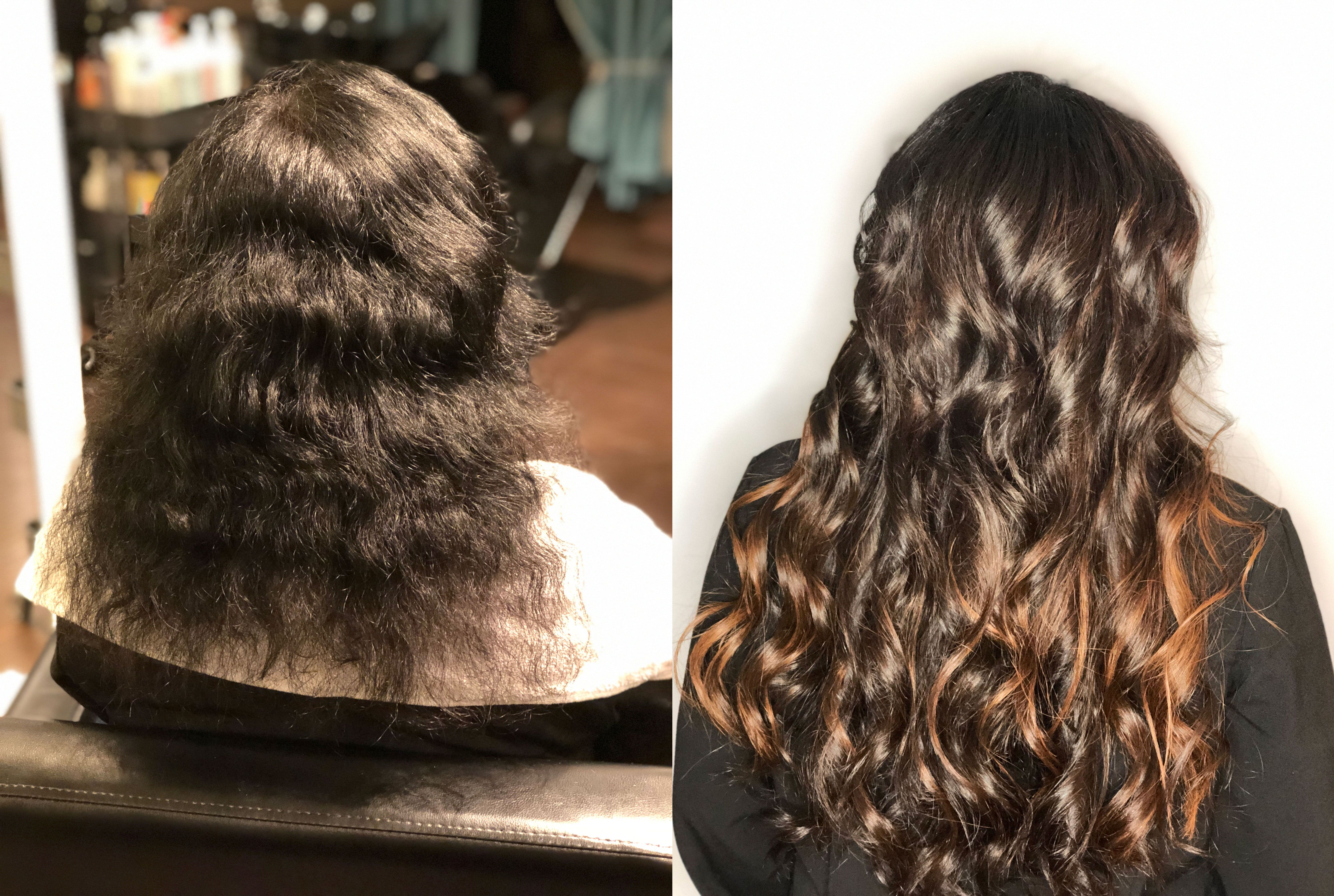 Great Lengths Hair Extensions By Jen Hair Extensions Online Hair Lengths Curly Hair Styles
