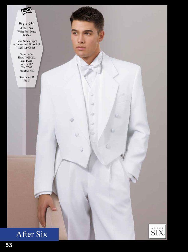 950 White Full Dress Tuxedo Jpg 770 1033 Wedding Suits Groom Groom Suit Tuxedo Dress [ 1033 x 770 Pixel ]