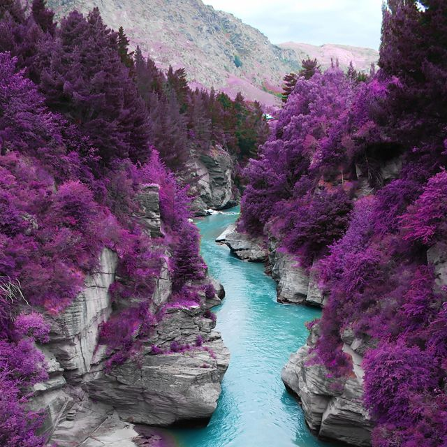 Isle of Skye, Scotland Looks like Fairy Princess Land!