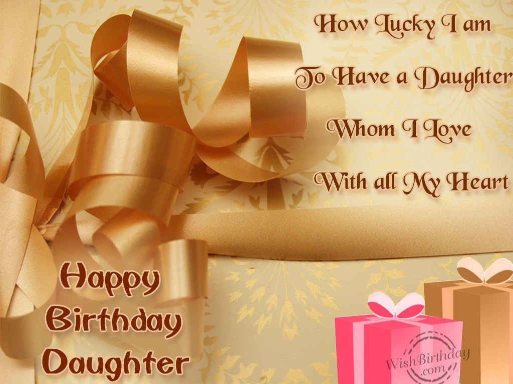 Happy Birthdays Wish To Daughters This Picture Was Submitted By
