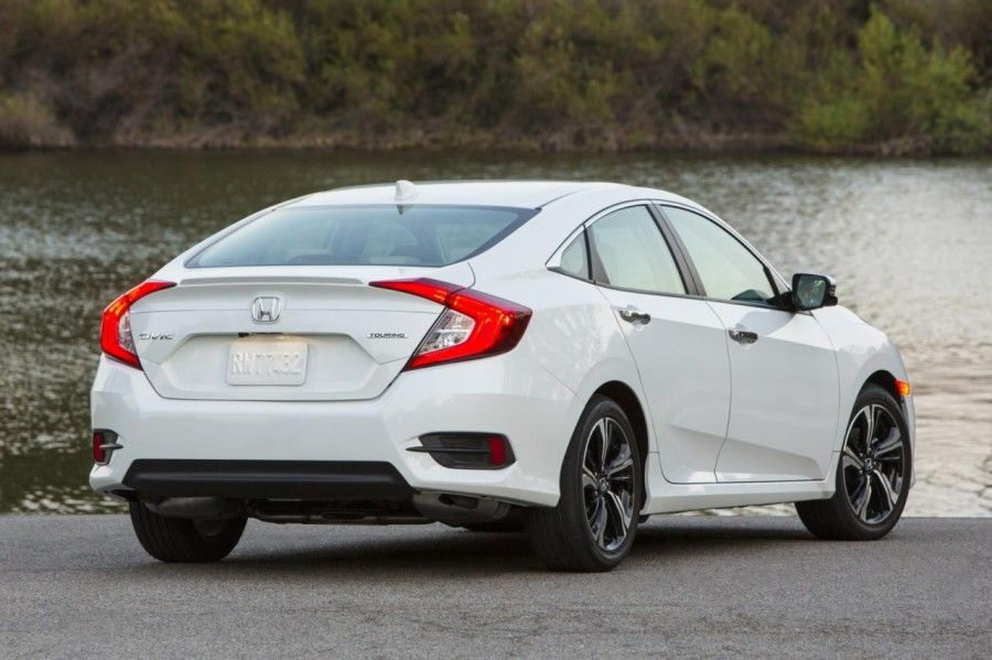 2016 Honda Civic in 30 Images, pricelist inside Vrooms 2