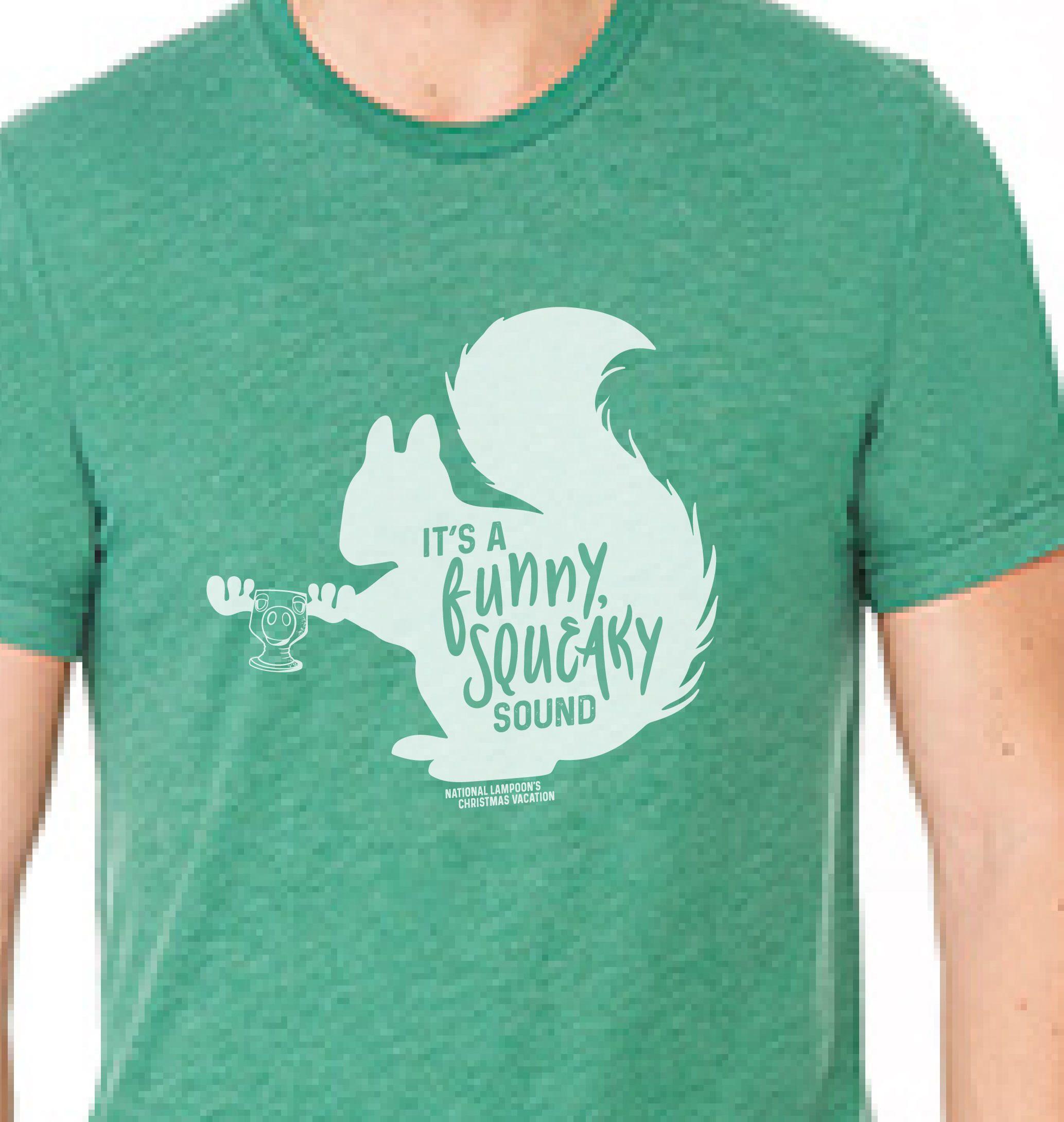 Funny Shirt; National Lampoons Christmas Vacation