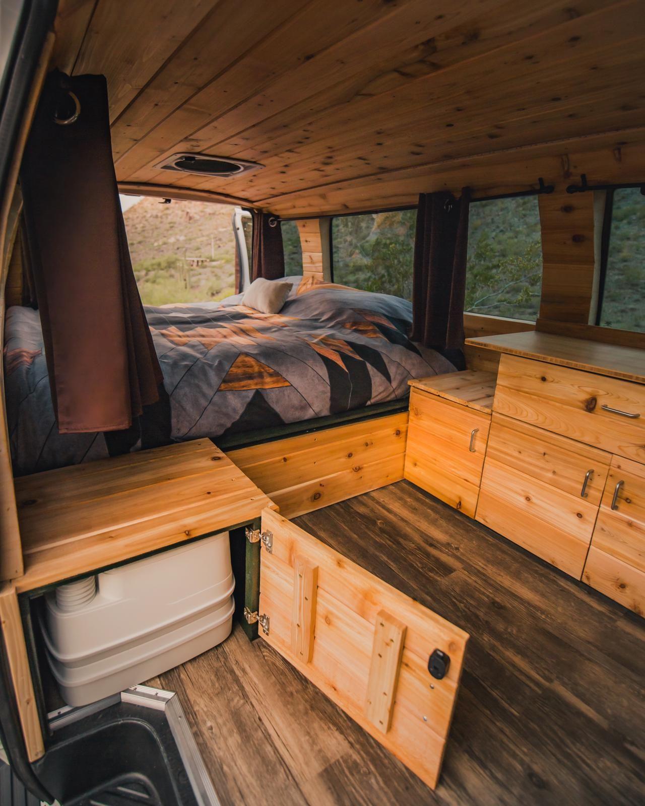 REVVAN — Boho Camper Vans Buy or Rent Camper Vans in