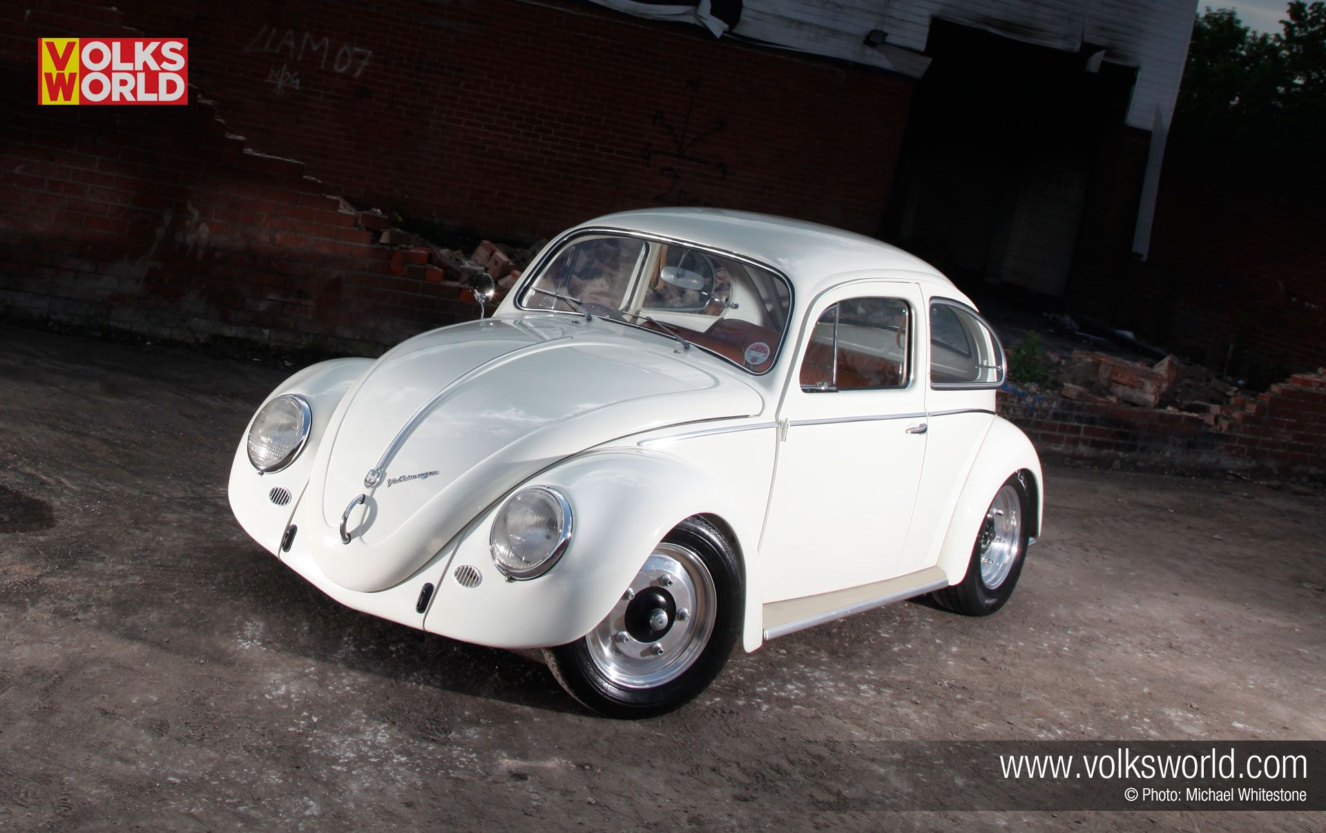 Blast from the past cal look 1958 vw beetle volksworld it s a gas pinterest vw beetles beetles and drag race cars