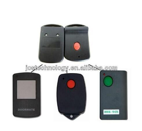 Doormate Replacement Remote Control 303mhz Garage Door Remote Top Quality Security Protection Garage Door Remote Garage Doors Access Control