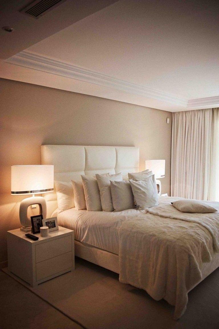 35 Elegant Bedroom Ideas Beige Bedroom Beige Walls Bedroom
