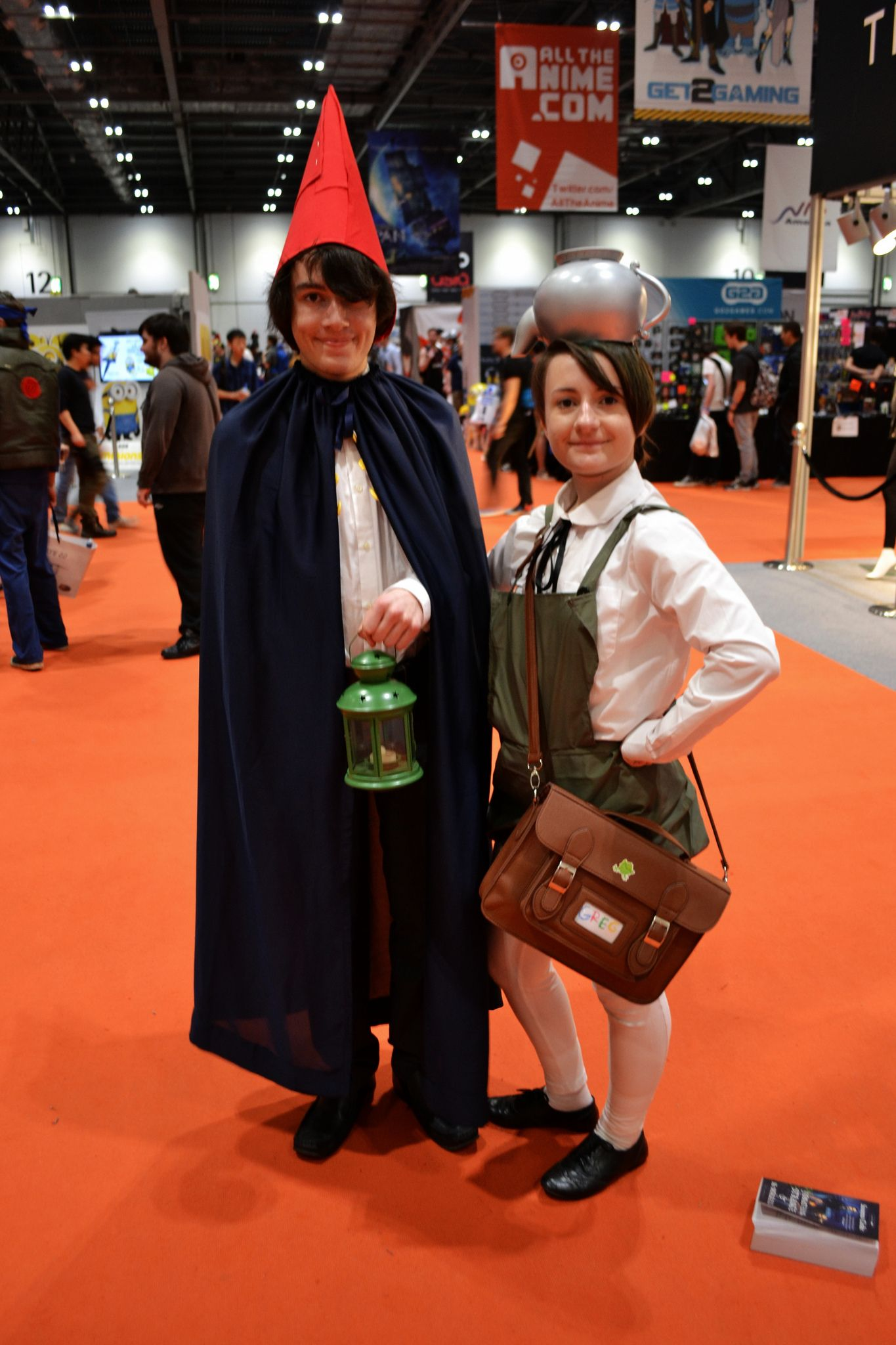 Wirt and Greg Over the garden wall, Costumes, Amazing