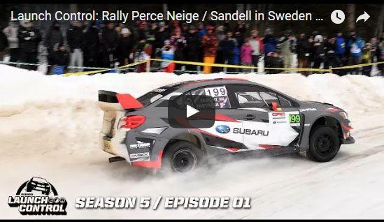 s 5 ep 1 subaru s award winning launch control series returns for its fifth season in sweden patrik sandell prepares subaru subaru rally product launch pinterest