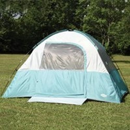 New Texsport 01104 8 X 10 Cool Canyon Square Dome 5 Person Camping