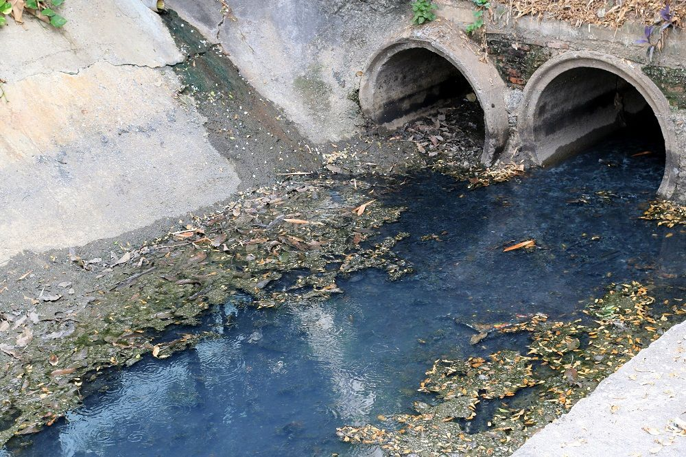 Is Air Purifier Effective in Homes near Drain Canals in