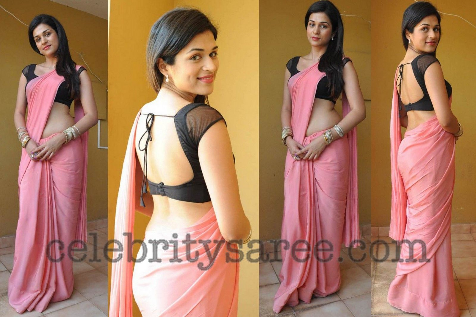 Latest saree blouse design neck - Here View Indian Saree Blouses Patterns Get All New And Latest Indian Backless Saree Blouses Designs For All New And Latest Backless Saree Blouses