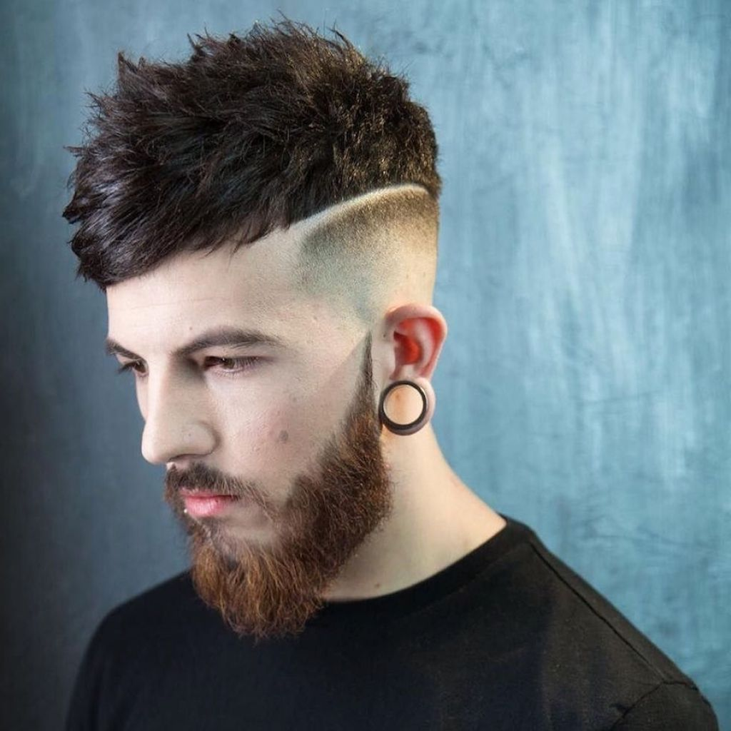 All Side Swept Hairstyles For Men