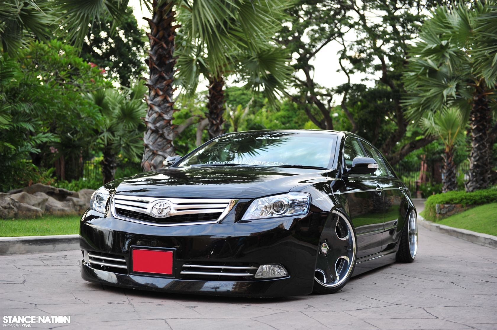 Toyota camry vip style stanced