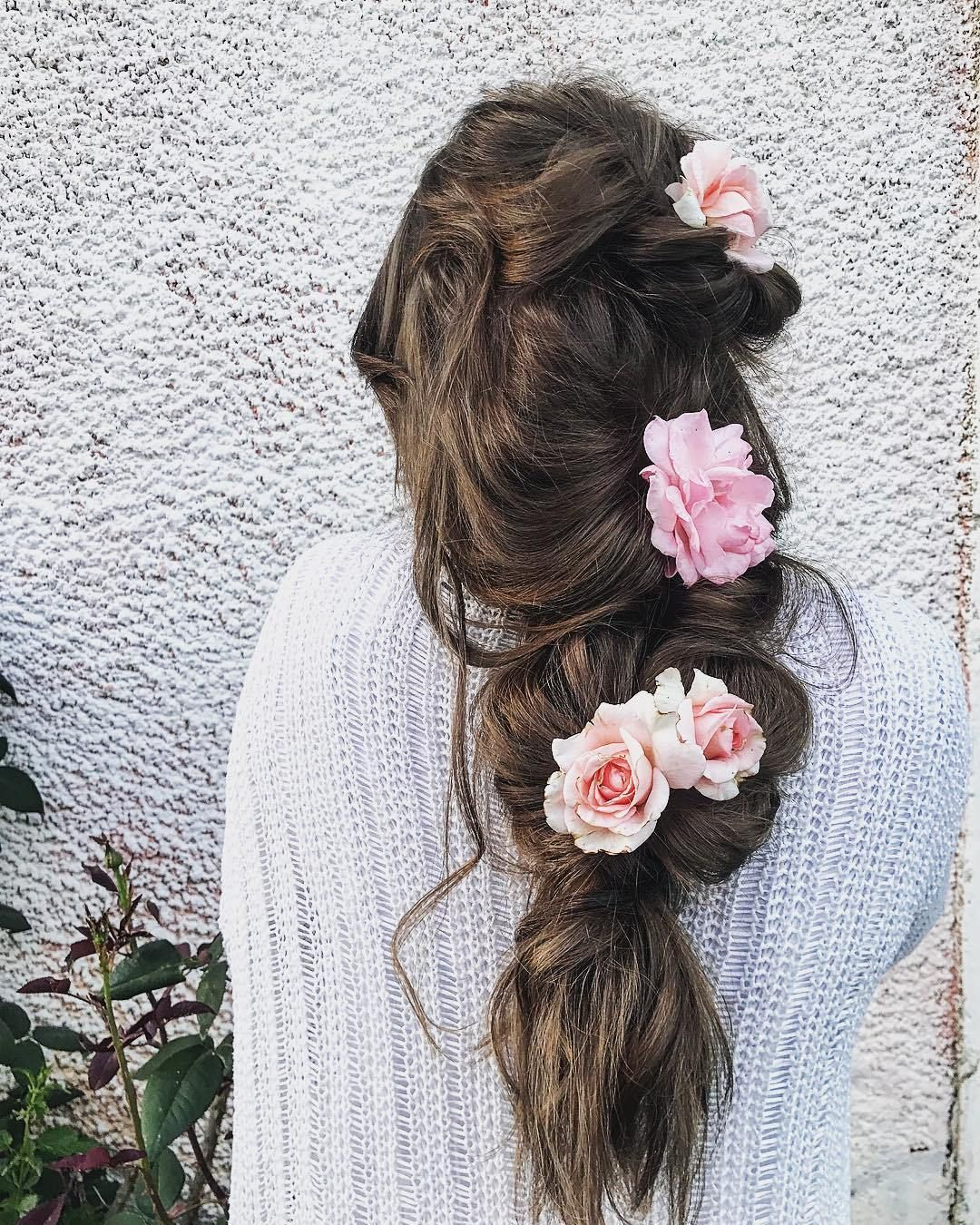 Pretty hairstyle inspiration