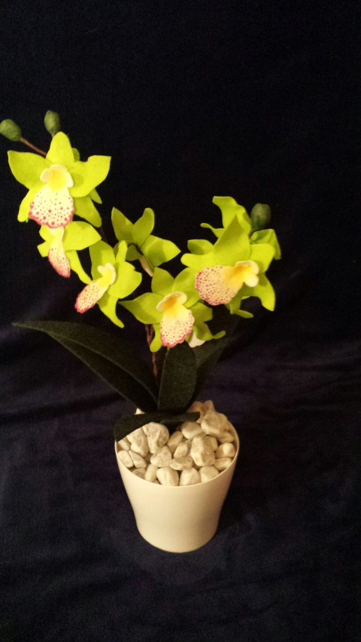 Master class sprigs of orchids 97
