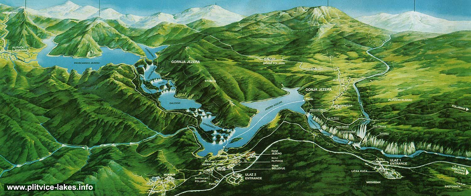 Pin By Plitvice Lakes Croatia On Maps Of Plitvice Lakes National Park Plitvice Lakes National Park Plitvice Lakes National Parks