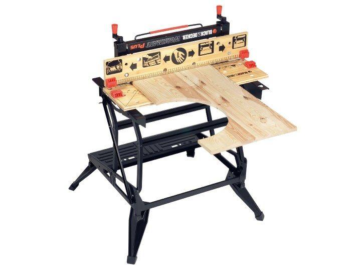 4635fa29d50 Töölaud BLACK & DECKER WM825 - WM825-XJ - Tööpingid - Muud elektriliste tööriistade  tarvikud