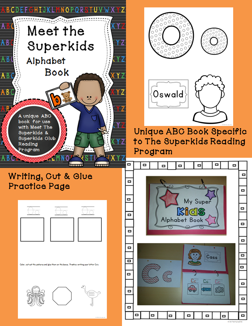 Worksheets Superkids Reading Worksheets alphabet book programming and students book