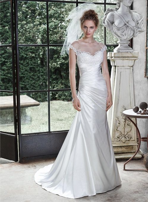Maggie Sottero - Roxanne | Crystal Brides - Wedding Dresses Avail In ...